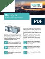 Reyrolle 5 7SR5 Flyer