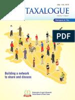 Taxalogue Magazine Jul Oct 19