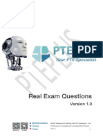 PTEPLUS Real Exam Questions V1 (1)