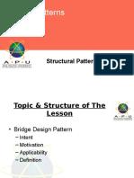 07-2 Structural Pattern - Bridge