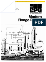 Modern Flange Design Bulletin