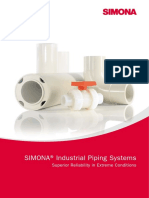 SIMONA -Industrial Piping System