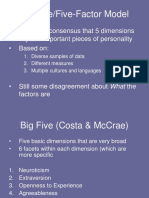 BIG FIVE 5 FACTOR.ppt