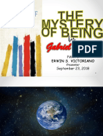 THE MYSTERY OF BEING.pptx