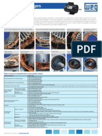 WEG Winding Damages Single Phase Motors 50041274 Brochure English Web