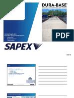 SAPEX Services - DB Technical Seminar (ICE) 2019_r
