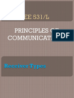 Principles of Communication AM and FM Receiver