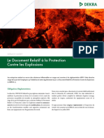 Dekra Fa Document Relatif a a Protection Contre Les Explosions a4 Fr Final