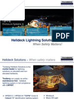 Helideck Lightning Solutions