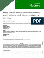 Energy Audir Paper Pub