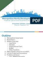 Metropolitan Manila Development Authority