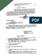 1st_CIDG Affidavit of Peter Joemel Advincula