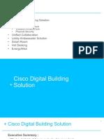Cisco Smart Building Solution
