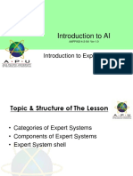 003 Introduction to Expert System.pptx