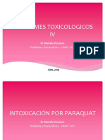 Sindromes Toxicologicos IV