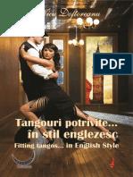 Nicu Doftoreanu - Tangouri potrivite... în stil englezesc