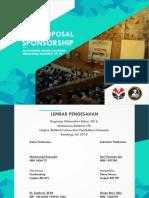 Proposal Sponsorship Silatbar VI