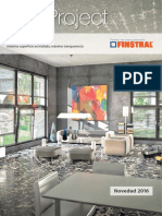 FINSTRAL FIN Project Design Cristal Es