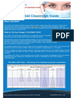 Cleanroom Guide ISO 14644