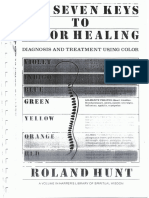 Seven Keys To Color Healing
