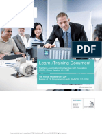 Siemens Training document