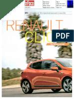"""NOVO RENAULT CLIO TCe 130 EDC R.S. LINE NA """"AUTO FOCO"""""""