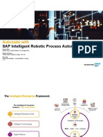 SAP Intelligent RPA June 2019