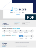 TalScale Pitch