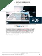 ¿Cuáles son las mejores e imprescindibles apps para docentes_.pdf