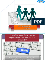 Building Quality Culture