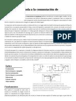 Circuitos de Ayuda a La Conmutación de Transistores