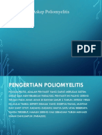 Askep Poliomyelitis