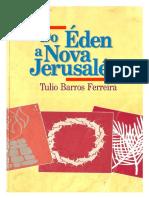 Do Éden a nova Jerusalém