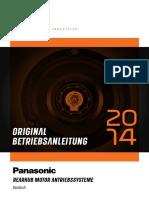 KTM Panasonic Heckmotor 2014