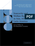 insecurity and welfare