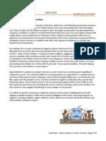 Professional Ethics Case Study