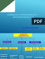 adrenergicos antiadrenergicos