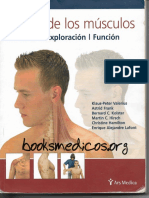 Libro de los músculos