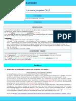 b1 Grammaire Voix-passive Corrigc3a9