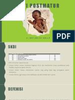 Bayi postmatur