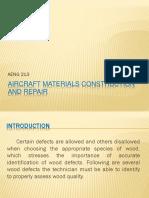 Aircraft Materials 2