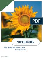 Manual de Nutricion PDF