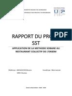 Rapport Sst