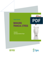 13 Cigna Financial Stress Training