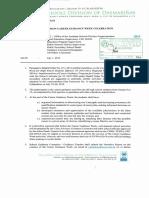 0869 - Division Memorandum No. 132, s. 2019