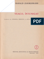 Veacul intunecat 1983  HARALD ZIMMERMANN pdf scan