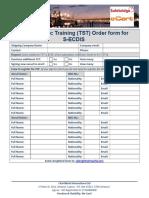 Type Specific Training