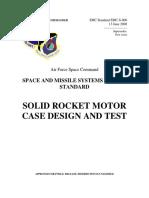 Solid Rocket Motor