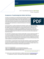 Cold Chain Snapshot