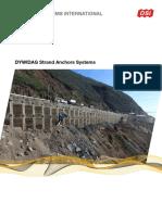 Dsi Usa Dywidag Strand Anchor Systems Us